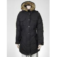 Ladies Hoody Down Coat