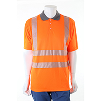 Mens Safety Polo