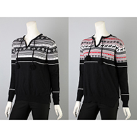 Women Sweater Knit Top
