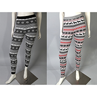 Women Sweater Knit Legging
